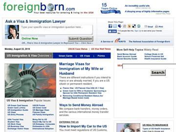 changeagain foreignborn.com