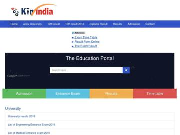 changeagain kinindia.net