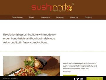 changeagain sushirrito.com