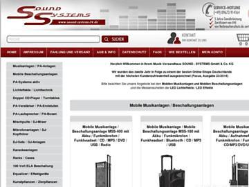 changeagain sound-systems24.de