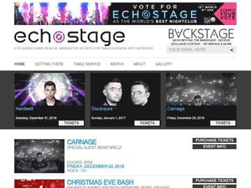 changeagain echostage.com