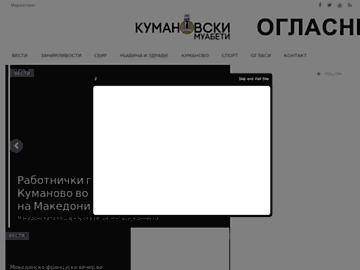 changeagain kumanovskimuabeti.mk