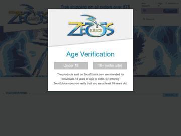 changeagain zeusejuice.com