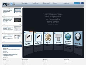changeagain ergonis.com