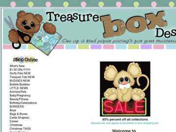 changeagain treasureboxdesigns.com