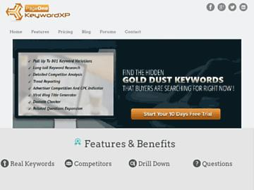 changeagain keywordxp.com