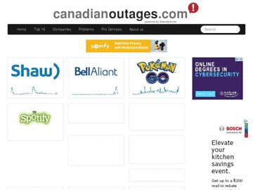 changeagain canadianoutages.com