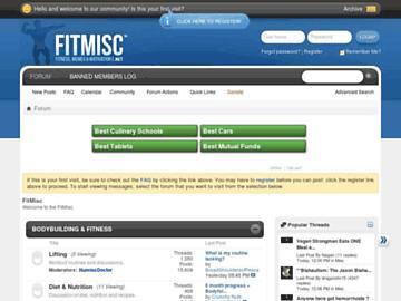 changeagain fitmisc.net