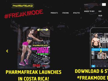 changeagain pharmafreak.com
