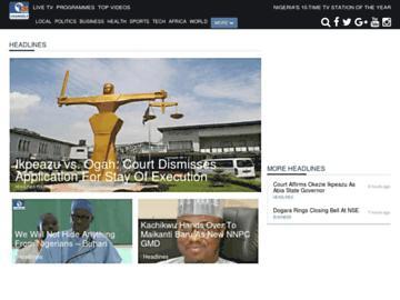 changeagain channelstv.com