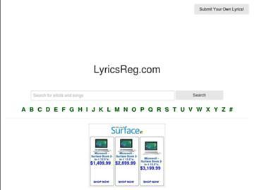changeagain lyricsreg.com