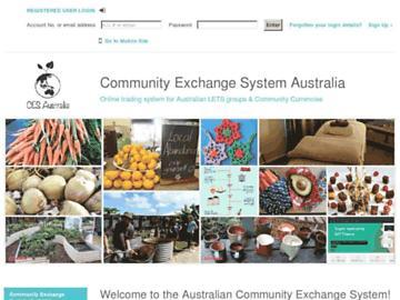changeagain communityexchange.net.au