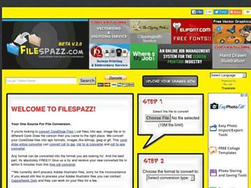 changeagain filespazz.com
