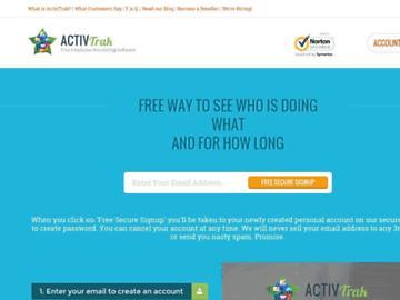 changeagain activtrak.com