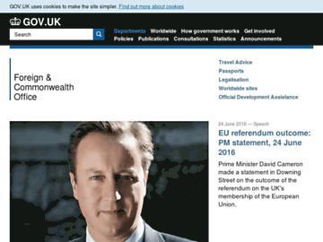 changeagain fco.gov.uk