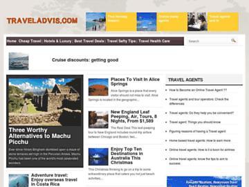 changeagain traveladvis.com