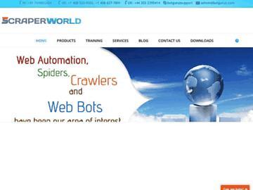 changeagain scraperworld.com
