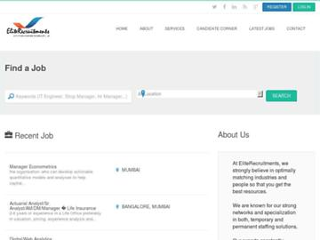 changeagain eliterecruitments.com