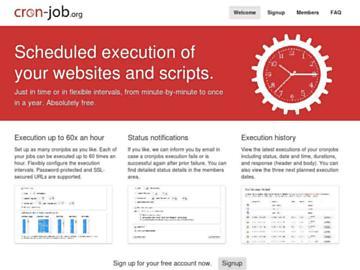 changeagain cron-job.org