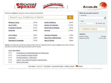 changeagain axxus.de