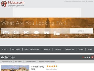 changeagain malaga.com