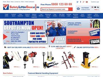 changeagain safetyliftingear.com