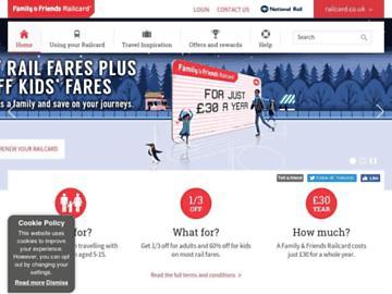 changeagain familyandfriends-railcard.co.uk