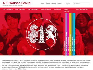 changeagain aswatson.com