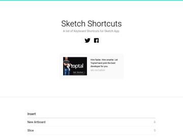 changeagain sketchshortcuts.com