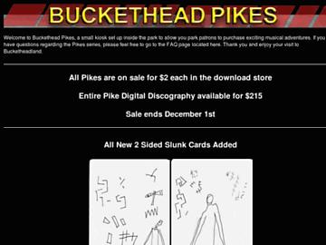 changeagain bucketheadpikes.com