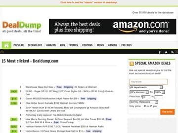 changeagain dealdump.com