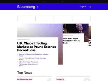 changeagain bloomberg.com