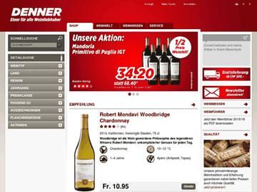 changeagain denner-wineshop.ch