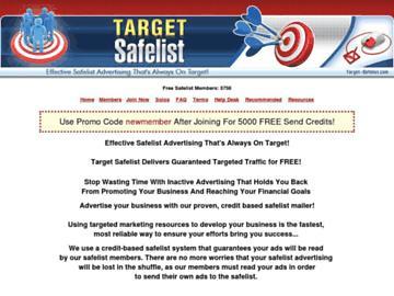 changeagain target-safelist.com
