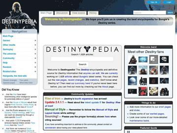 changeagain destinypedia.com