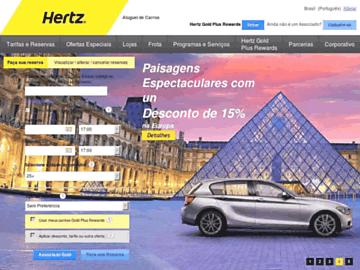 changeagain hertz.com.br