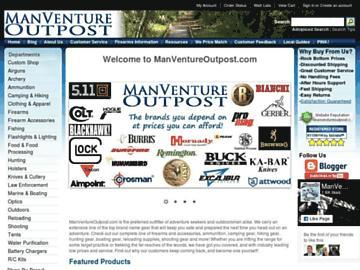 changeagain manventureoutpost.com