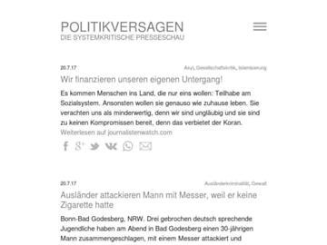 changeagain politikversagen.net