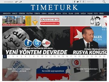 changeagain timeturk.com
