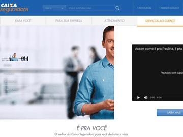 changeagain caixaseguradora.com.br