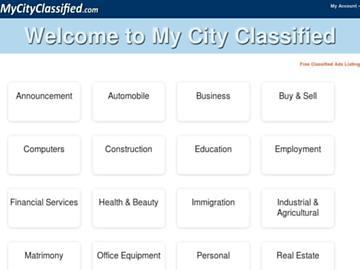 changeagain mycityclassified.com