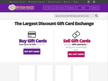 changeagain giftcardgranny.com