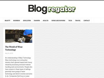 changeagain blogregator.net