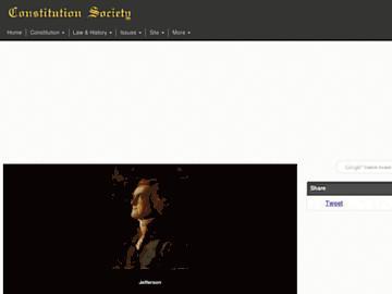 changeagain constitution.org