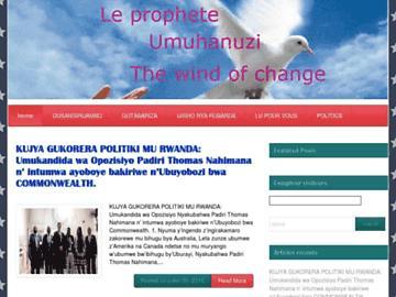 changeagain leprophete.fr