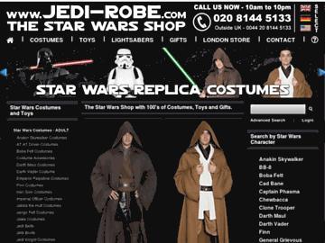 changeagain jedi-robe.com