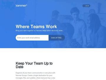 changeagain yammer.com