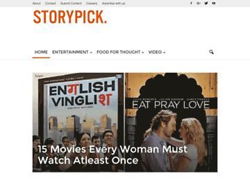 changeagain storypick.com