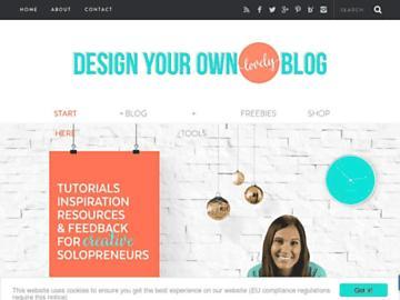 changeagain designyourownblog.com