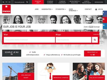 changeagain synergiejobs.be